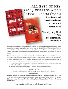 Race, Muslims & Surveillance State_SF_ 5-14